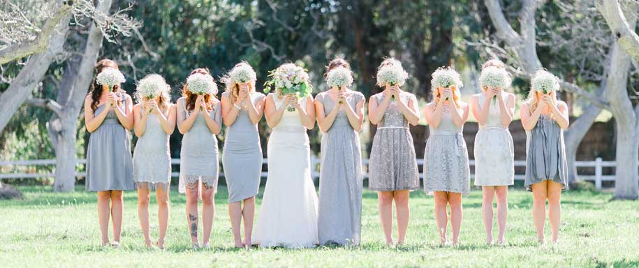 Will you be my bridesmaid? How to pop the big question