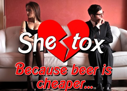 Say hello to the world's first SHE-TOX Package!